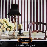 Papel de Parede Importado Classic Stripes