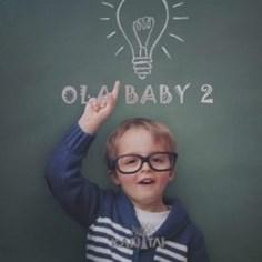 Papel de Parede Importado Ola Baby 2