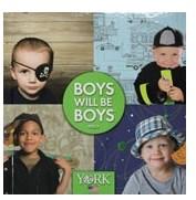 Papel Parede Importado Boys Will be Boys
