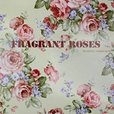 Papel de Parede Importado Fragrant Roses