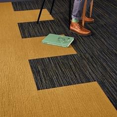 carpete Beaulieu Modular Fringe