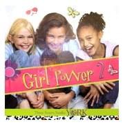 Papel de Parede Importado Girl Power 2
