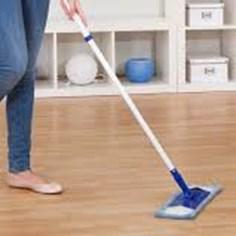 Limpeza e manutenção pisos
