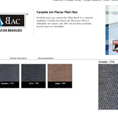 Carpete Beaulieu Modular Plain Bac