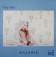 Papel de Parede Importado Tiny Tots