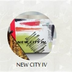Papel de Parede Importado New City IV