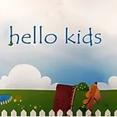 Papel de Parede Importado Hello Kids