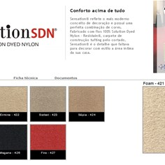 Carpete Beaulieu Sensation SDN